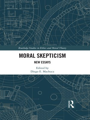 cover image of Moral Skepticism