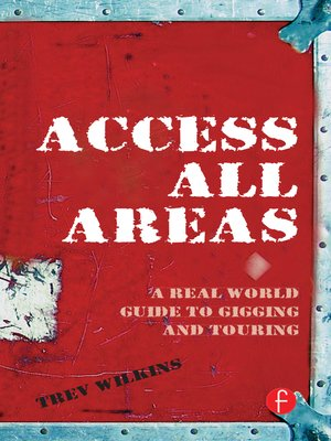 cover image of Access All Areas