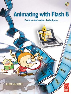 cover image of Animating with Flash 8