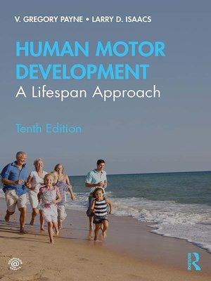 cover image of Human Motor Development