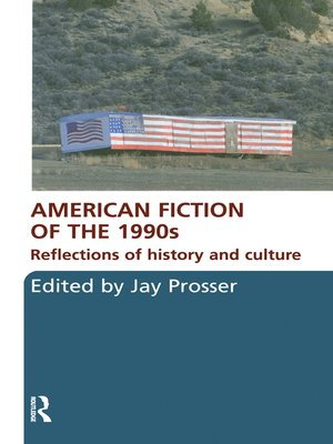 cover image of American Fiction of the 1990s