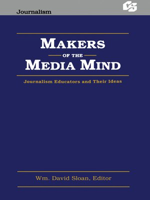 cover image of Makers of the Media Mind