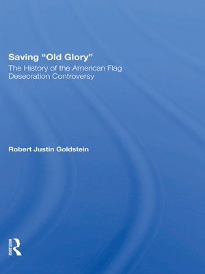 cover image of Saving Old Glory
