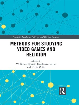 cover image of Methods for Studying Video Games and Religion