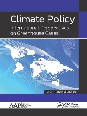 cover image of Climate Policy