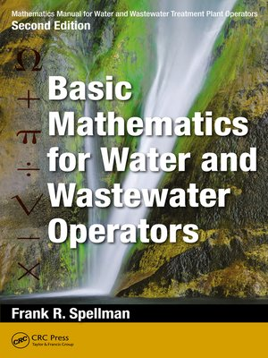 cover image of Mathematics Manual for Water and Wastewater Treatment Plant Operators