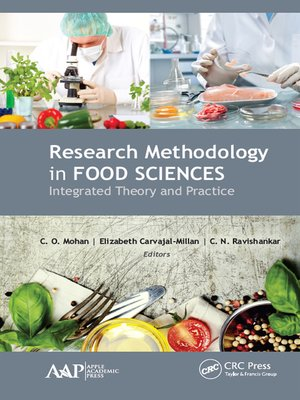 cover image of Research Methodology in Food Sciences