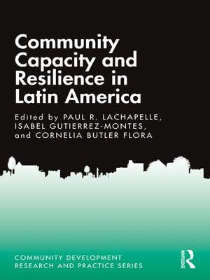 cover image of Community Capacity and Resilience in Latin America