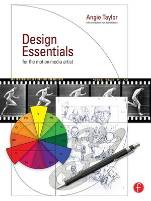 cover image of Design Essentials for the Motion Media Artist