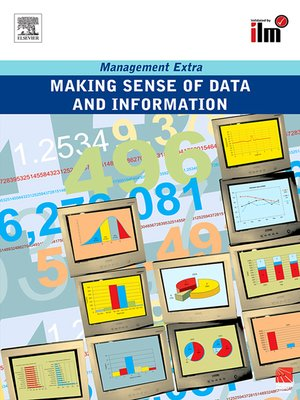 cover image of Making Sense of Data and Information