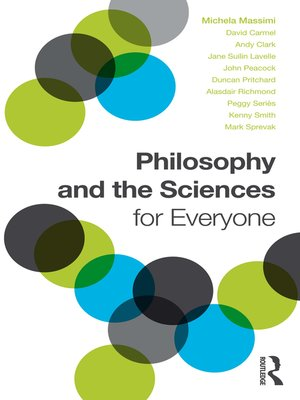 cover image of Philosophy and the Sciences for Everyone