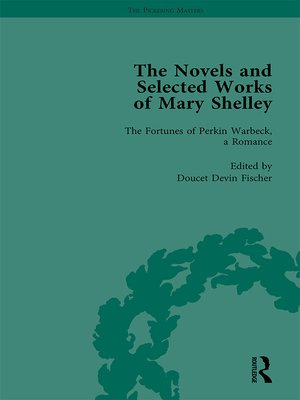 cover image of The Novels and Selected Works of Mary Shelley Vol 5