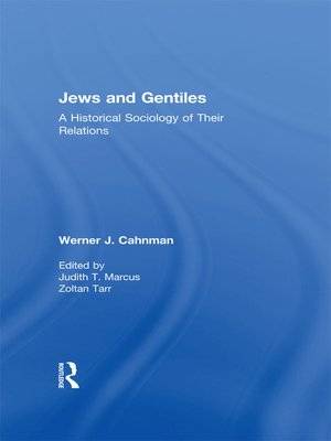 cover image of Jews and Gentiles