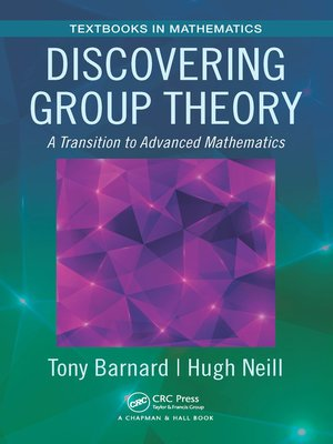 cover image of Discovering Group Theory