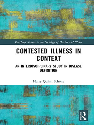 cover image of Contested Illness in Context