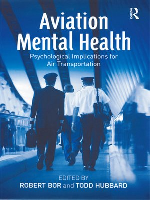 cover image of Aviation Mental Health