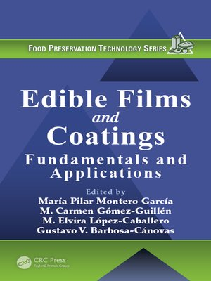 cover image of Edible Films and Coatings
