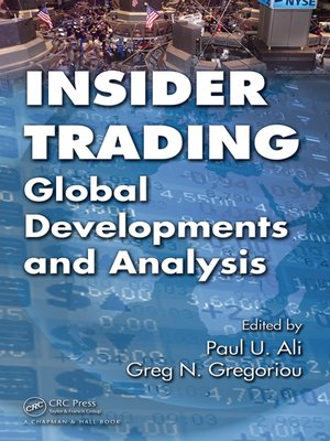 cover image of Insider Trading