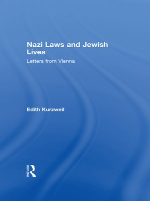 cover image of Nazi Laws and Jewish Lives