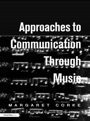 cover image of Approaches to Communication through Music