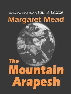 cover image of Mountain Arapesh