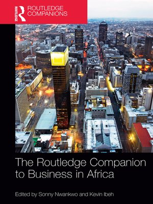 cover image of The Routledge Companion to Business in Africa