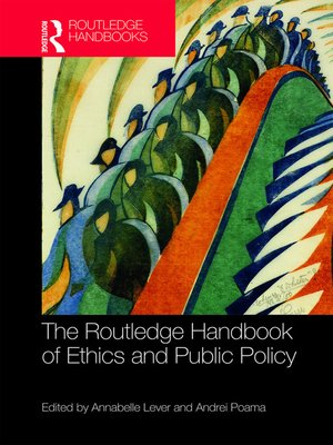 cover image of The Routledge Handbook of Ethics and Public Policy