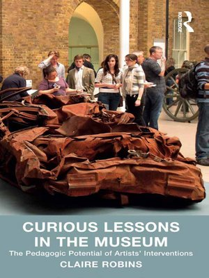 cover image of Curious Lessons in the Museum