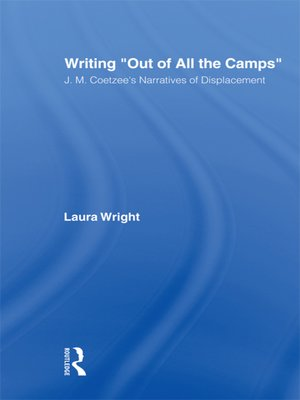 cover image of Writing Out of All the Camps