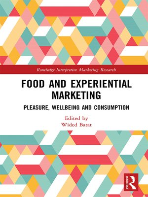 cover image of Food and Experiential Marketing