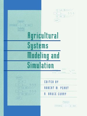 cover image of Agricultural Systems Modeling and Simulation