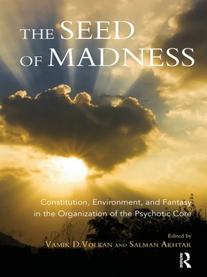cover image of The Seed of Madness