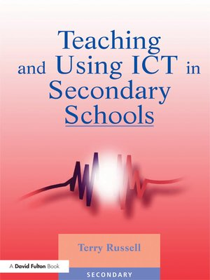cover image of Teaching and Using ICT in Secondary Schools