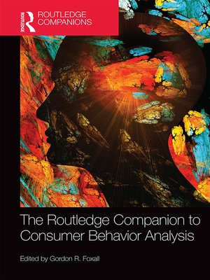 cover image of The Routledge Companion to Consumer Behavior Analysis