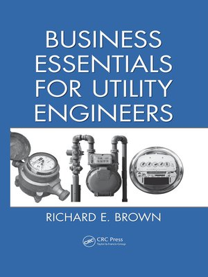 cover image of Business Essentials for Utility Engineers