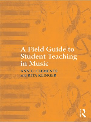 cover image of A Field Guide to Student Teaching in Music