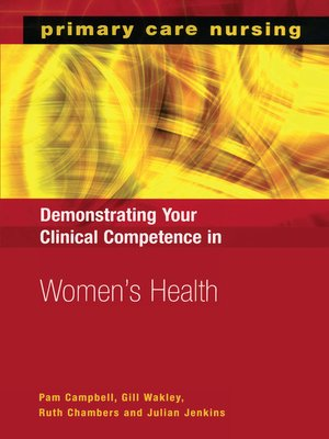 cover image of Demonstrating Your Clinical Competence in Women's Health