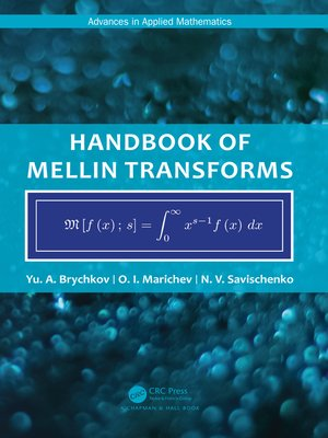 cover image of Handbook of Mellin Transforms