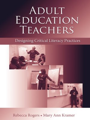 cover image of Adult Education Teachers