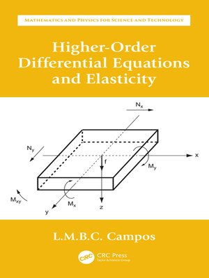 cover image of Higher-Order Differential Equations and Elasticity