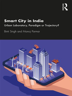 cover image of Smart City in India