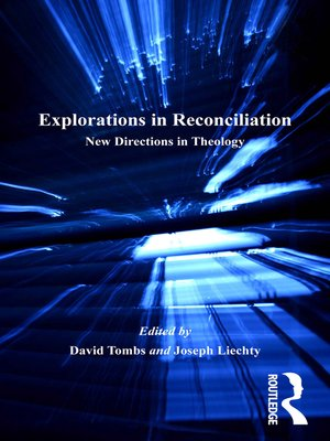cover image of Explorations in Reconciliation