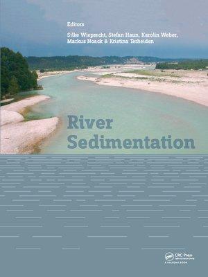cover image of River Sedimentation
