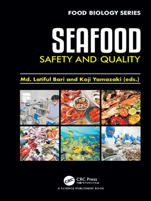 cover image of Seafood Safety and Quality