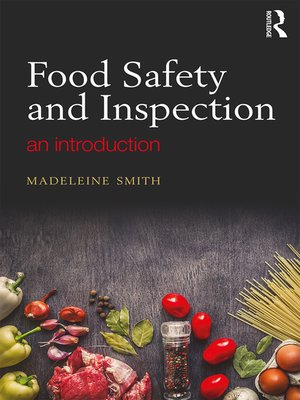 cover image of Food Safety and Inspection