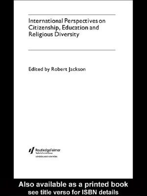 cover image of International Perspectives on Citizenship, Education and Religious Diversity