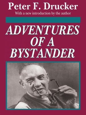 cover image of Adventures of a Bystander