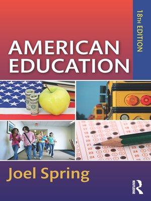 cover image of American Education