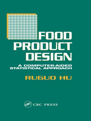 cover image of Food Product Design