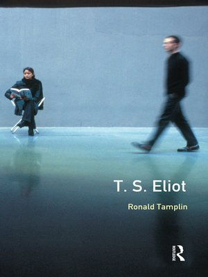 cover image of A Preface to T S Eliot